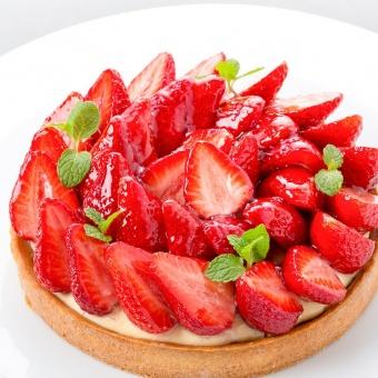 「苺のタルト」